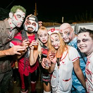 Every Halloween party worth going to in Orlando this weekend