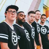 Free Daps combine improv comedy and hip-hop at SAK Comedy Lab