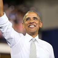 Obama will stump for Clinton in Kissimmee this Sunday