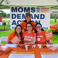 Gun reform groups encourage supporters to Wear Orange for a day at Gaston Edwards Park