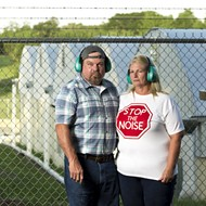 A Lake County couple's rural paradise went bad when a corporate medical marijuana farm moved in next door