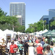 Annual Fiesta in the Park brings more than 600 artisans and vendors to Lake Eola Park this weekend
