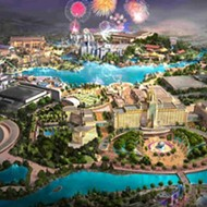 Looks like Universal Studios will actually build that new theme park in Beijing