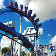 There's a rumor Harry Potter's 'Fantastic Beasts' might kill off the Dragon Challenge coaster at Universal Orlando