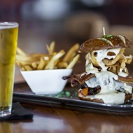 Burgers, beer and all-American cheer converge at Teak Neighborhood Grill