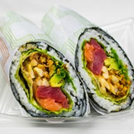 Foodoko opened today, offering sushi burritos and poke bowls in Lake Nona