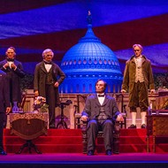 Disney will add a Trumpbot to the animatronic Hall of Presidents ... probably, eventually