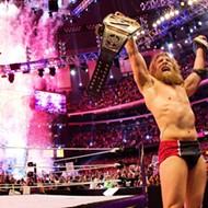 Seneff Arts Plaza to host WWE Wrestlemania pre-party next Thursday