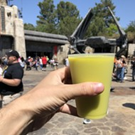 Here's everything we ate and drank at Star Wars: Galaxy's Edge in Disneyland