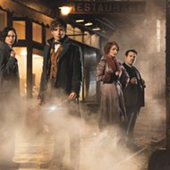 Gods & Monsters throws a full-on wizard ball for the release of 'Fantastic Beasts'