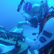 NASA astronauts are restoring Florida Keys reefs while training for deep space missions