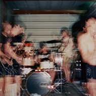 Noise-core band Witchbender plays two sets at the intimate Nook on Robinson