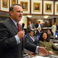 Florida's new House speaker calls teacher's union lawsuit 'downright evil'