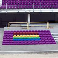 Orlando City Stadium installs Pulse tribute seats