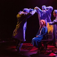 If seeing the world through different eyes is the ultimate aim of virtual reality, good theater is still the most advanced VR available