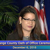 Bonilla, VanderLey sworn in as new Orange County commissioners
