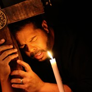 'Dualidad y Castigo,' a play about a gay priest confronting his church, debuts at FUERZAFest tonight