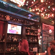 Frosty's Christmastime Lounge is the most seasonably appropriate bar in Orlando right now