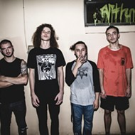 Band of the Week: Sinkholes