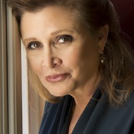 Carrie Fisher, actor, screenwriter, author and all-around badass, dies at 60