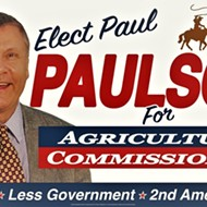 Remember Paul Paulson? Orlando mayoral candidate running to be Florida's next agriculture commissioner