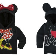 Disney recalls thousands of poorly made infant hoodies because of choking hazard