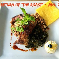 2017 brings the return of the Ravenous Pig's monthly neighborhood roast