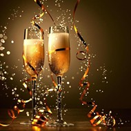 Service industry workers finally get to ring in the New Year at the Courtesy tonight