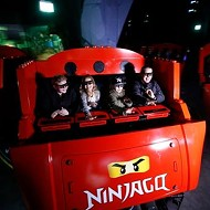Legoland Florida's Ninjango World opens this Thursday