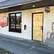 Someone broke into Ten10 Brewing Company last night