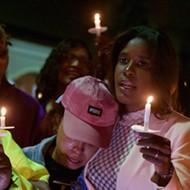 Mourners remember fallen Orlando police sergeant Debra Clayton at vigil