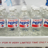 Crystal Pepsi is probably at your Publix right now