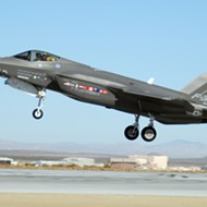 Stealth fighter base likely headed to Texas, not Florida
