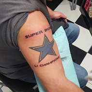Florida man now has a very unfortunate tattoo
