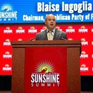 Florida Republicans re-elect Blaise Ingoglia as state chair
