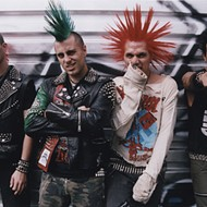 NYC punks the Casualties play Surf Expo's afterparty at the Social