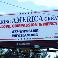 Muslim association trolls Donald Trump with Florida billboards