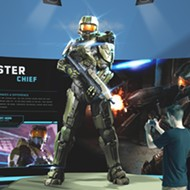 Be your own Master Chief at Halo Outpost Discovery at the Convention Center this weekend