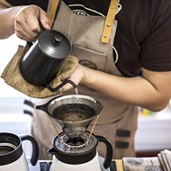 At La Kuma Coffee, Justin Xiong delves into Japanese coffee culture