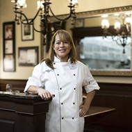 Chef Aimee Rivera is the boss at Victoria & Albert's, one of the finest restaurants in Orlando