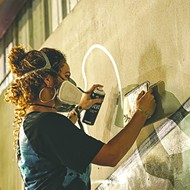 Sam Flax Wall Project invites street artists to decorate landmark local building