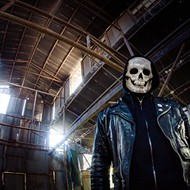 Spooky synthwave act Gost gets creepy at Will's Pub