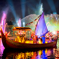 Disney will debut new 'Rivers of Light' show next week