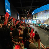 Full Sail University says their new Fortress is the largest college esports arena anywhere