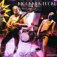 Band of the Week: Moonmen From Mars