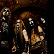 Norwegian black metal band 1349 announce a tour stop in Orlando this summer