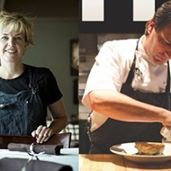 Kathleen Blake and Brandon McGlamery are 2017 James Beard Award semifinalists
