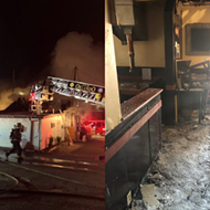 25-year-old Orlando restaurant Shin Jung has started a GoFundMe to rebuild after a huge fire