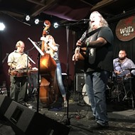 Catfish Dinner honks up the heavy with Twang Metal Monday at Will's Pub