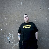 Midwestern techno standout Noncompliant spins at the Henao Center